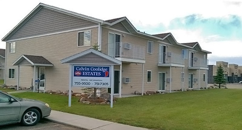 Calvin Coolridge Presidential Apartments
