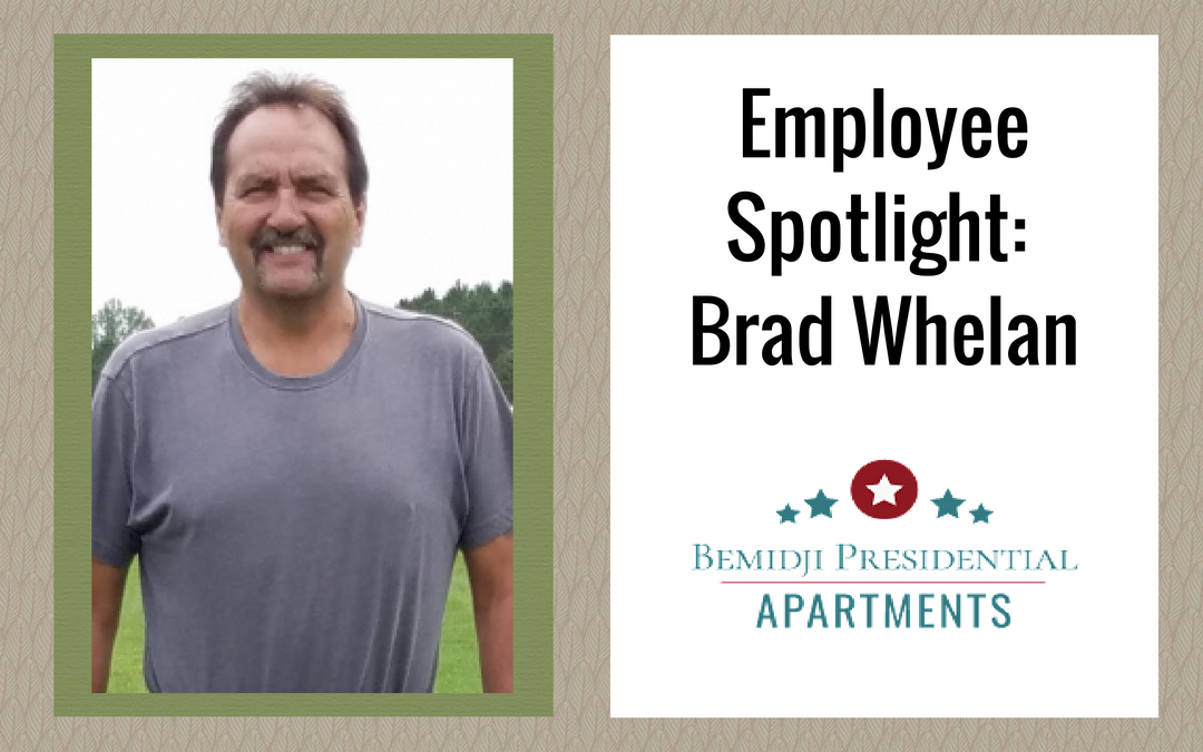 Employee Spotlight: Brad Whelan
