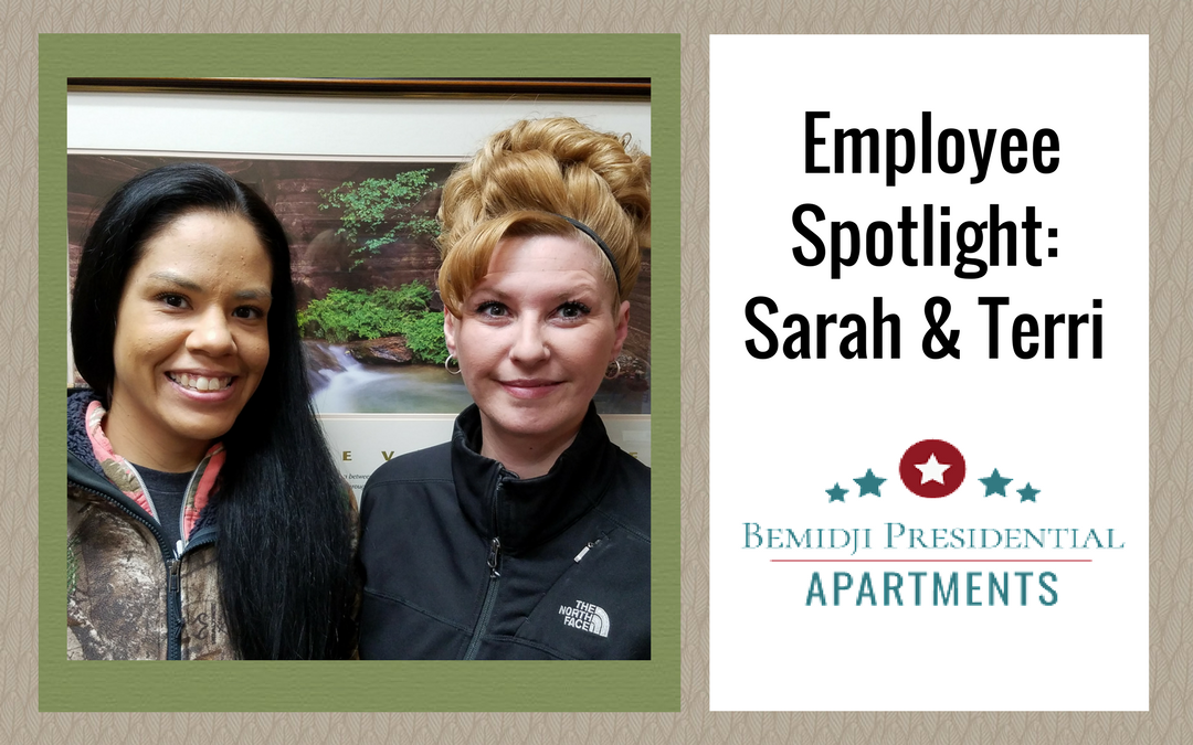 Meet Our Cleaning Staff at Bemidji Presidential Apartments