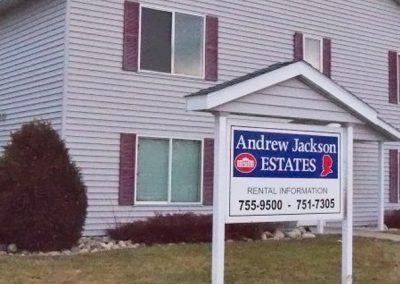 Andrew Jackson Estates Apartments