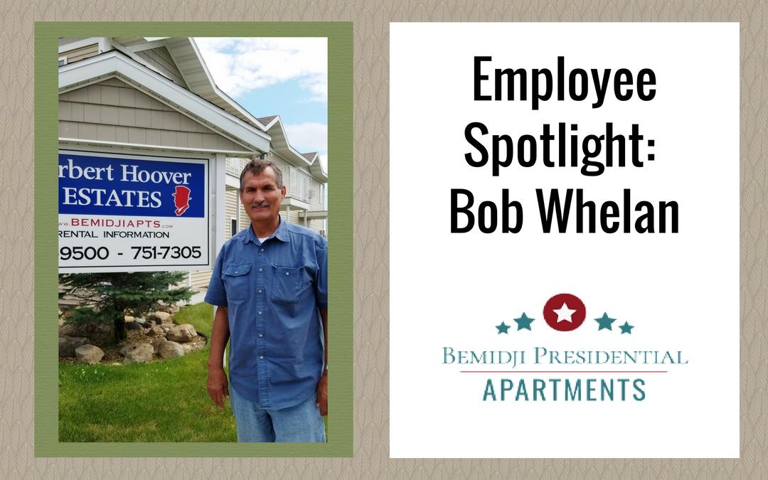 Employee Spotlight: Bob Whelan