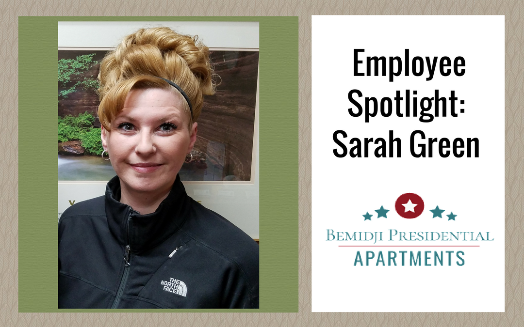 Employee Spotlight: Sarah Green