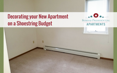 Decorating your New Apartment on a Shoestring Budget